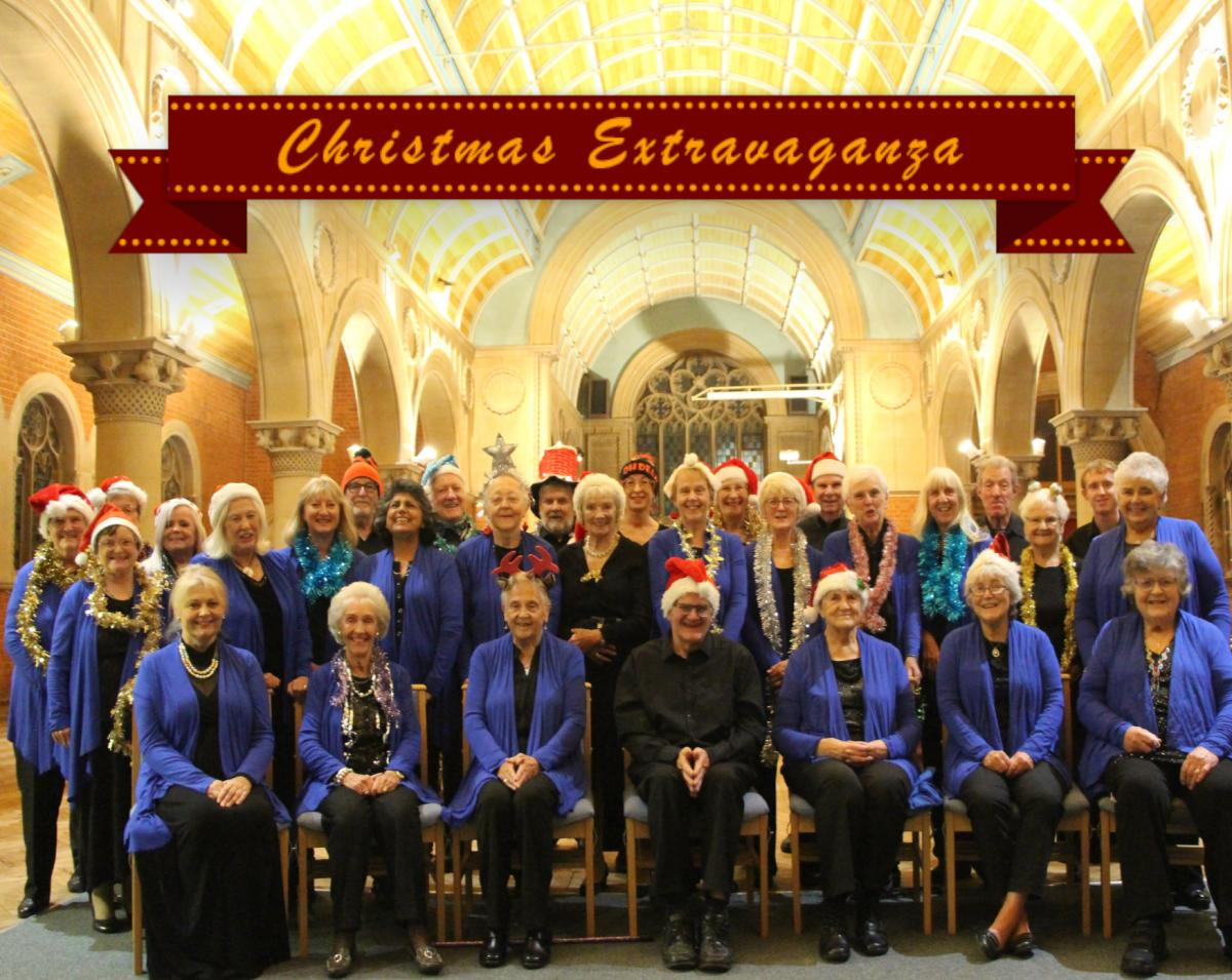 Rising Voices Poole Christmas concert Bournemouth Choirs